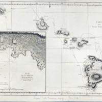 Cartes des isles sandwich: Plan de la Baye de…