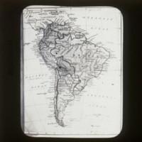 Map of South America: [南米地図]