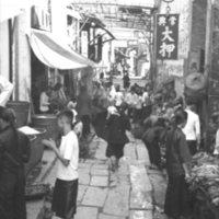 032. Old narrow street, Canton
