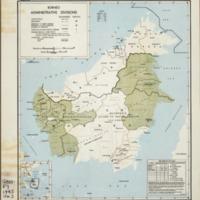 Borneo Administrative Divisions