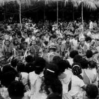 Yapese women's dance. (N-3364.10).