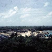Mining Co. & dock area. Anguar [Ngeaur], Palau Islands,…