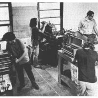 SOS printing press operations