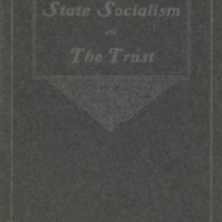 Education, State Socialism and the Trust