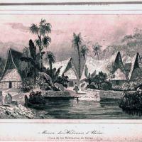 Maison de Habitants d' Ualan