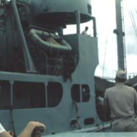 Camano, AKL, Truk lagoon. Aug. 1950