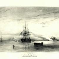 La Venus au Mouillage d'O-taiti, Le Fort de Moutou-Outa…