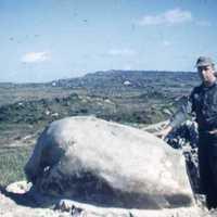 """Buckner Memorial, with """"Buck"""" Rogers"""