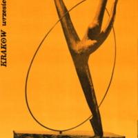 Roman Tarkowski: Rzeźba - Krakow, Wrzesień 1973