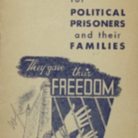 1935 Christmas drive for political prisoners and their…