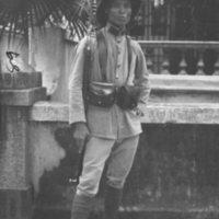 089. Annamese guard, Shameen