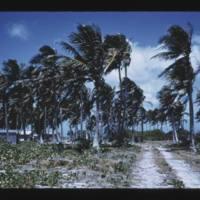 Japtan (David) Island. Bendix operation quarters (mess…