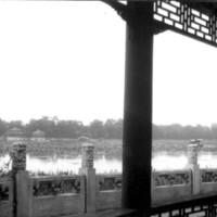 190. Purple Palace Colonnade, Peking