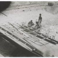 War Lahatoi - near Lae Lae. N. Guinea '43