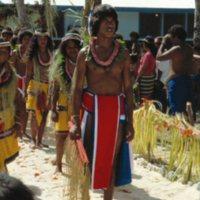 Thomas Raffipiy from Satawal Island, 1984 Graduating…