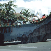 "[Parade float ""Hawaii""]"