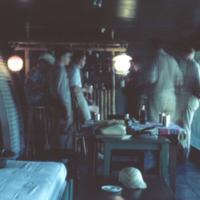 SCAPLO bar, Angaur [Ngeaur, Palau]. Sept. 1950