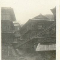 Kaizawa 2-044: Ruins and remains of a village in Japan,…