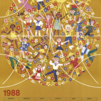 Мир - детям всей планеты! :  1988