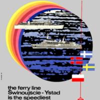 Polish Ocean Lines: the ferry line Świnoujście - Ystad…