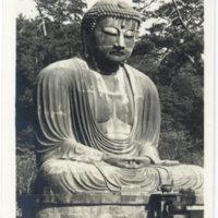 Statue of Buddha, Kamakura, Kanagawa Japan
