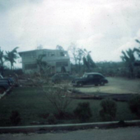 Admin. Bldg. #2. ComMar after Typhoon Allyn. Guam. 20…