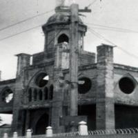 Church at Inarajan. Guam, M.I. June '49.