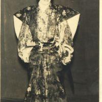 Kaizawa 1-030: Kabuki actor - Nakamura, Kichiemon I,…