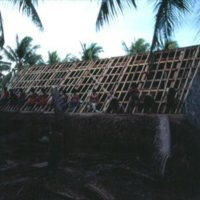 Workers Ready to Rethatch - 1