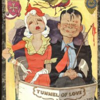 Front Cover Inside: Tunnel of Love
