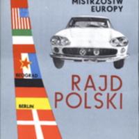 Rajd Polski: XXIV Międzynarodowy Rajd Samochodowy -…