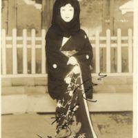 Kaizawa 1-058: Kabuki actor - Onoe, Baiko VII, 尾上, 梅幸…