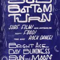 Bottom turn - surf film!
