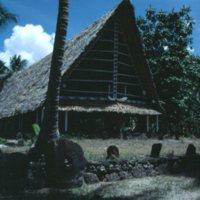 Yap Canoe House Exterior - 02