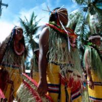 Girls in Outer Islands High School (OIHS) Graduation…