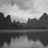 772. Fu River above Y.S. [i.e., Yeung Sok]