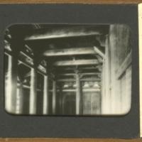 Interior of Kakurin-ji Hondo