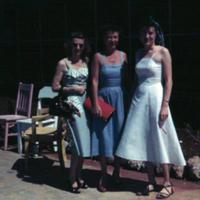 Jane West, Marjorie Winters, Irene Beers. Builder's…