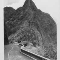Nuuanu Pali Road