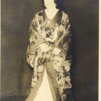 Kaizawa 1-081: Kabuki actor - Nakamura, Kichiemon I,…