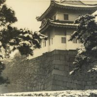 Kaizawa 2-021: Nijojo 二条城 in Kyoto 京都, Japan, Allied…