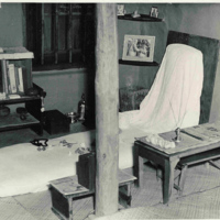 Gandhi's Room in Sevagram