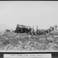 Steam Plow