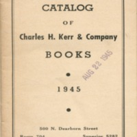 1945, working class books on economics, history, social…