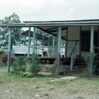 Catholic rectory. Koror, Palau. 21 Dec. 1949