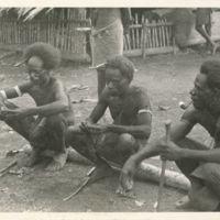 Soyi negotiating pig exchanges