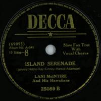Island Serenade