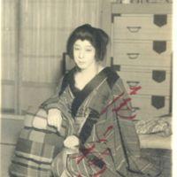 Kaizawa 1-073: Kabuki actor - Onoe, Baiko VII, 尾上, 梅幸…