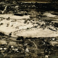 Aerial View, University of Hawai`i (1926)