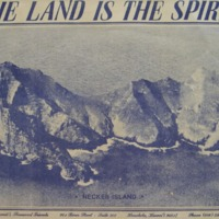 The land is the spirit